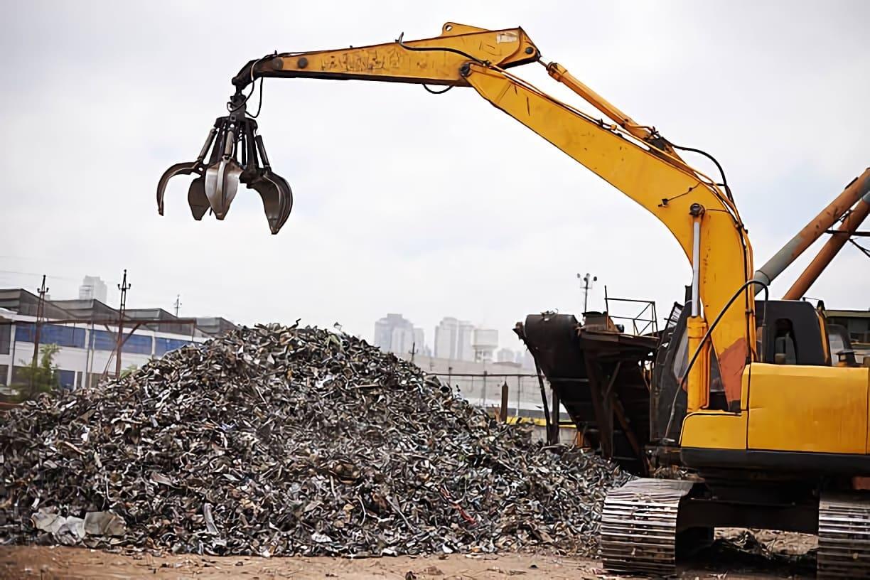 Вывоз металлолома в городе Воскресенск