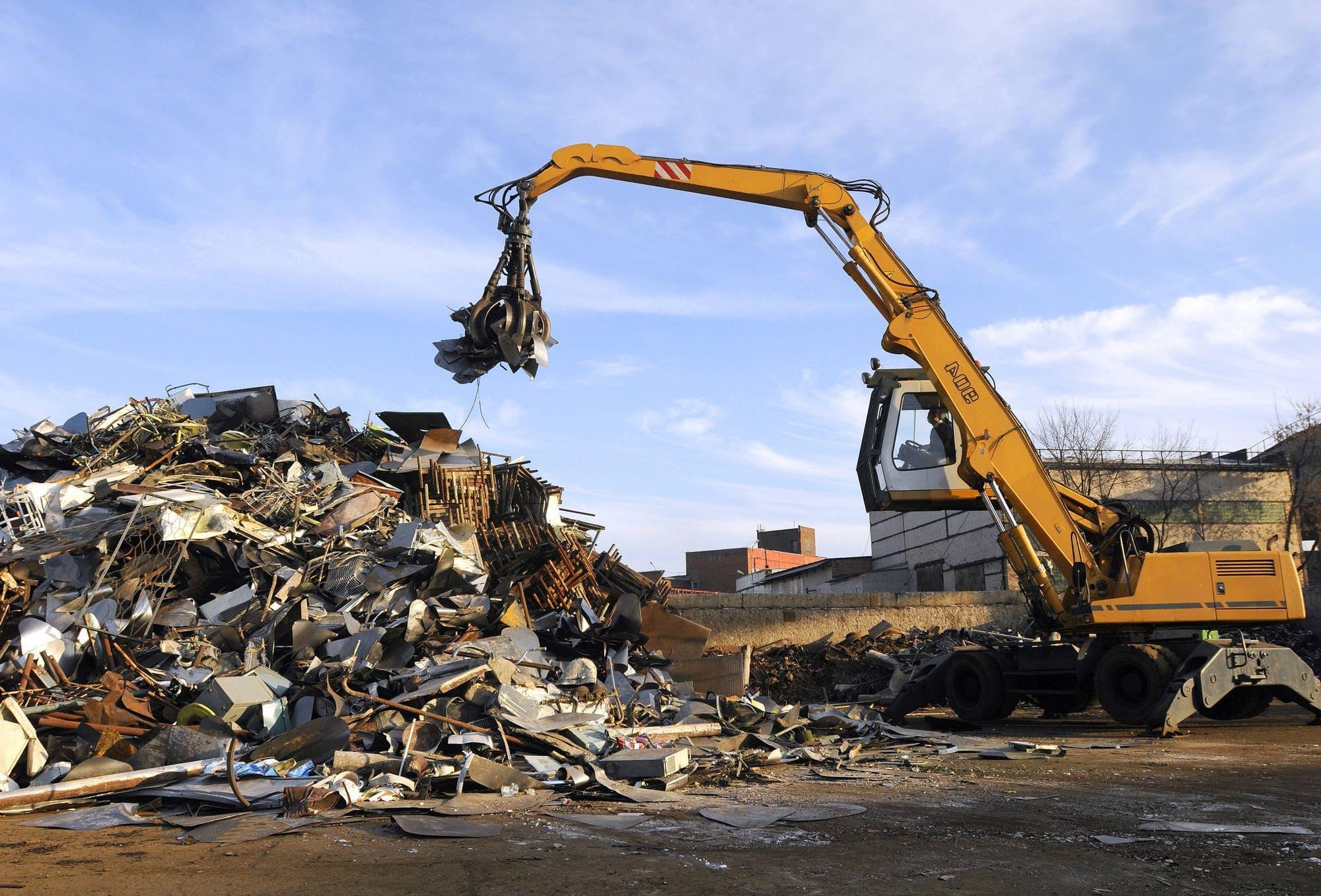 Вывоз металлолома в городе Мытищи